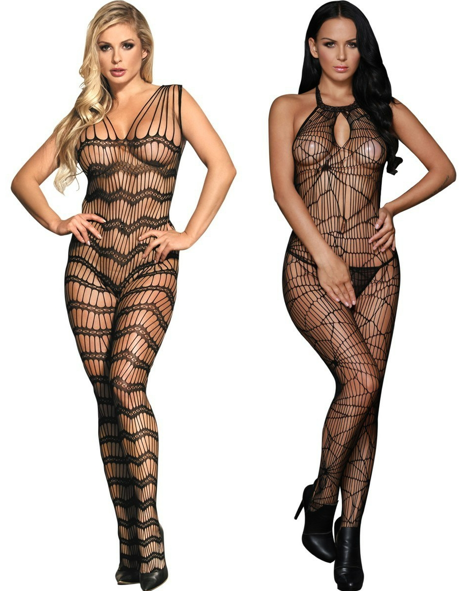 Stringy Net Bodystocking