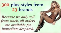 Body Stocking brands and styles from stock