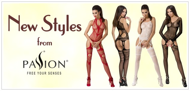 New Passion Bodystockings
