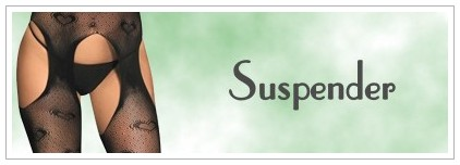 Suspender Bodystockings